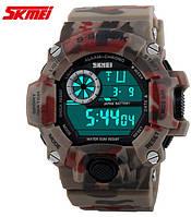 Часы военные Skmei 1019 Хаки
