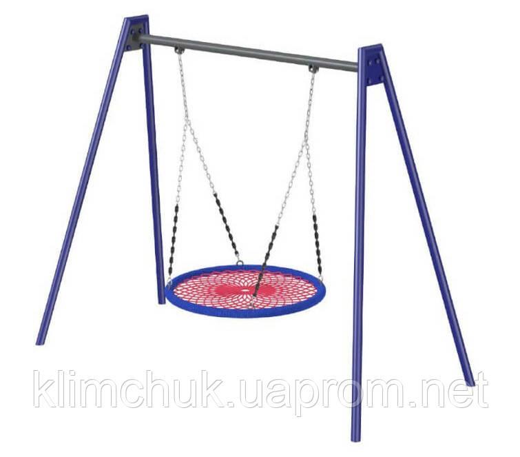 Гойдалка Гніздо Лелеки для дитячих ігрових майданчиків KidSport