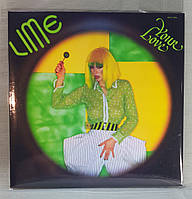 CD диск Lime - Your Love