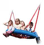 Гойдалка Гніздо Лелеки для дитячих ігрових майданчиків KidSport, фото 3