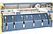 MTA 1560 x 3 мм NCCГИЛЬОТИНА ЭЛЕКТРОМЕХАНИЧЕСКАЯ ДЛЯ РЕЗКИ МЕТАЛЛА Bernardo, фото 7