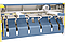 MTA 1560 x 3 мм NCCГИЛЬОТИНА ЭЛЕКТРОМЕХАНИЧЕСКАЯ ДЛЯ РЕЗКИ МЕТАЛЛА Bernardo, фото 9