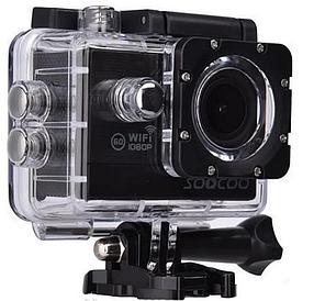 Экшн камера SOOCOO C20 1080P HD Wi-Fi