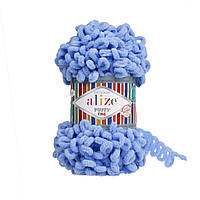 Alize Puffy Fine, №112, блакитний