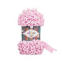 Alize Puffy Fine, №194, світло-рожевий