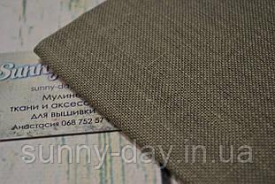 Тканина рівномірного плетіння Permin 076/382 Venetian Stone, 28 каунт