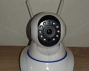 Беспроводная Wi-Fi IP камера видеонаблюдения VS-YY1002