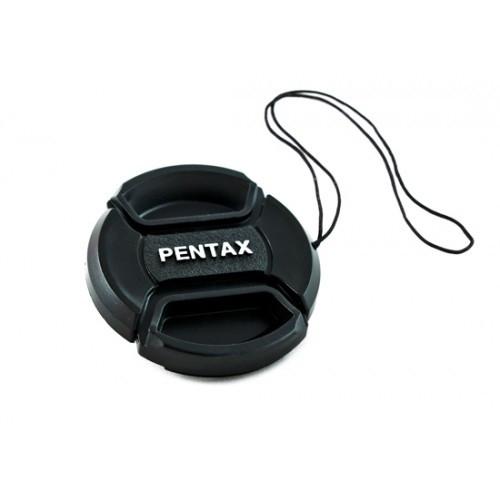 Крышка Pentax диаметр 55мм, с шнурком, на объектив