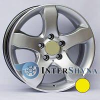 Диски литые  7x15 5x112 ET40 Replica Mercedes (CT1406)