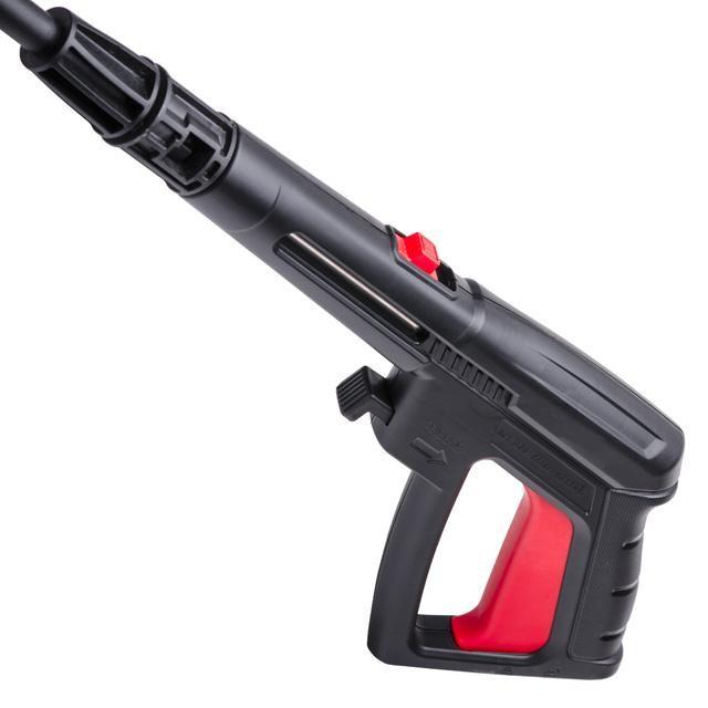 Пистолет к мойке высокого давления DT-1503/1504/1508/1509/1515/1517, макс. 170 бар INTERTOOL DT-1540