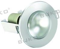 Точечный светильник встраиваемый BUKO BK614, 615.