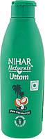 100% Кокосовое масло Nihar 100 мл