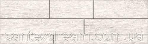 Плитка Интеркерама Дрим 15x50 светло-серый (071)