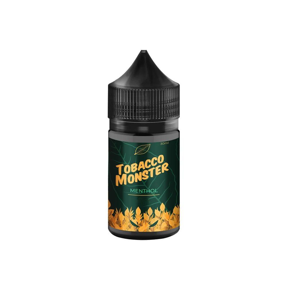 Жидкость Tobacco Monster Menthol 6 мг 30 мл