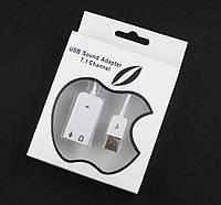 Звуковая карта USB 7.1 Apple