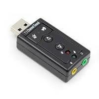 Звуковая карта USB 7.1 5CH