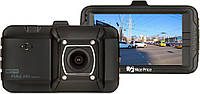 Автомобильный видеорегистратор UKC D101 WDR Full HD 1080P Black (3089)