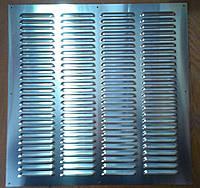 Решетка вентиляционная алюминиевая А 450 * 450