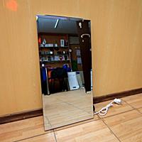 Венеция-зеркало обогреватель 300w30х60см