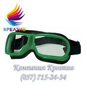 Очки закрытые с прямой вентиляцией ЗП12-У (от 50 шт.)