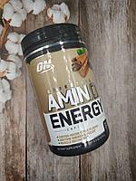 ON Аминокислоты Optimum Nutrition AmiNO Energy 30 порций 270 грамм 12 вкусов