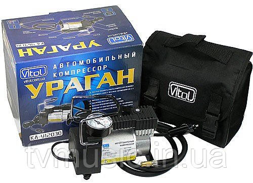 Автокомпрессор Vitol КА-У12030 Ураган