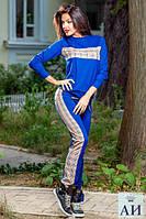 Спортивный костюм Барбери в расцветке