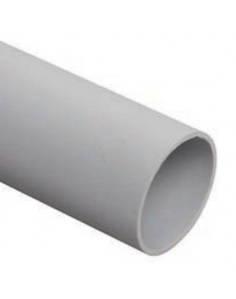 Гладка труба ПВХ D = 20 мм (довжина 3 м)