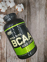 ON Аминокислоты Optimum Nutrition BCAA 1000 400 капсул caps