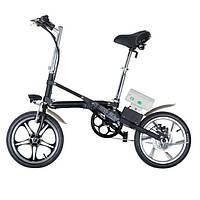 Велосипед раскладной электрический INTERTOOL SS-0011