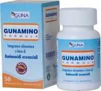 Gunamino (50 таблеток)  (Guna, Италия)