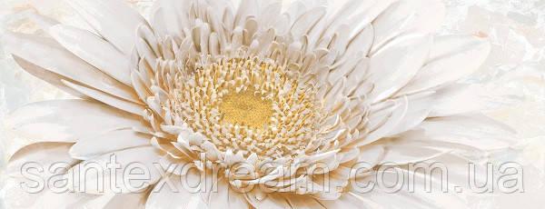 Декор Интеркерама Иллюзион 23x60 серый (071)