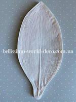 Молд лист   Тюльпана/ Ландыша, 15см х 7см
