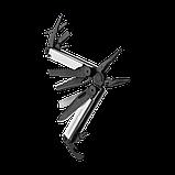 Мультиинструмент Leatherman Wave Plus Black&Silver Limited Edition, фото 3