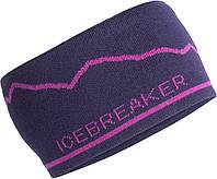 Повязка Icebreaker Adult Icebreaker Headband Mt Cook
