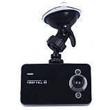 Автомобільний відеореєстратор DVR K6000, фото 2