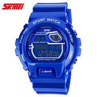 Часы военные Skmei 1010 Blue