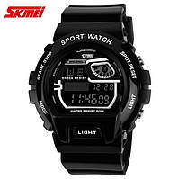 Часы военные Skmei 1010 Black