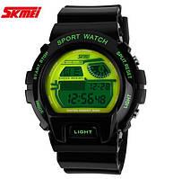 Часы военные Skmei 1010 Black-Green