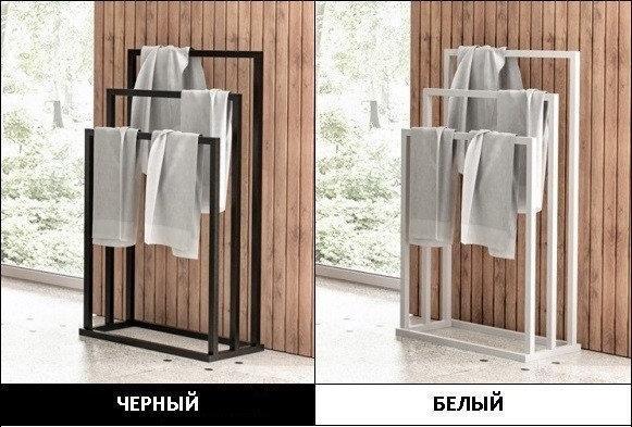Стойка для ванной комнаты LNK loft 900х500х250