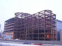 Металлоконструкции зданий