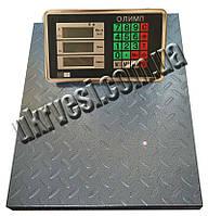 Весы товарные Олимп TCS-102-C