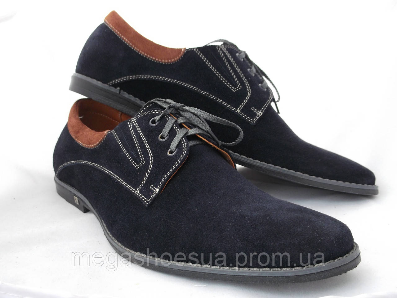 e3d161ec5087 Стильные мужские туфли натуральная замша украинский производитель