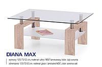 Стол журнальный DIANA MAX дуб сонома