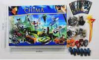 Конструктор Chima M7001-5