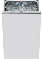 Посудомоечная машина Hotpoint-Ariston LSTF 9H116 CL  (встраиваемая 45 см, 10 персон, аристон )