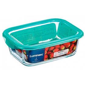 Емкость прямоугольная для еды 1970 мл Luminarc Keep`n Box Lagoon 5516P LUM