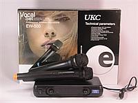 Радиомикрофоны Sennheiser UKC EW-500 2 радиомикрофона