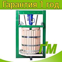 Пресс для сока 50 л с домкратом, фото 1