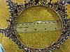 Корона круглая на голову, корона на голову КАМЕЛИЯ, украшения для волос, фото 7